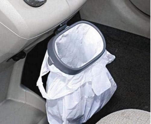 Car Garbage Bag Sucker Trash Can Rack Hanger Support Self Adhesive Holder NEW L