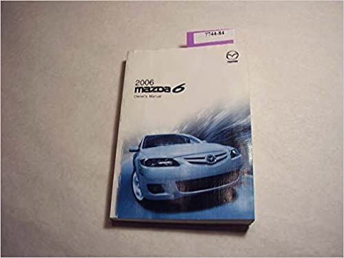 Mazda owners manuals and reference guides.