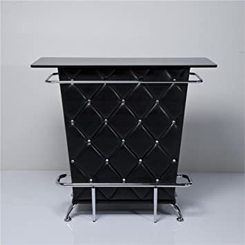 home cocktail bar furniture. LOUNGE HOUSE BAR TABLE COUNTER Minibar Design Furniture Cocktailbar Black From XTRADEFACTORY Home Cocktail Bar