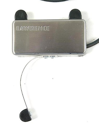 (Bill Lawrence A-300 Compact Magnetic Soundhole Guitar Pickup for Small Guitars)