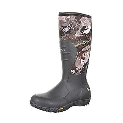 d3cda711f39 Amazon.com: Guide Series Mens Big Game Pro Waterproof 16 Rubber ...