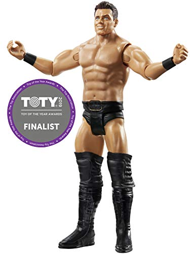 - WWE Sound Slammers The Miz Figure