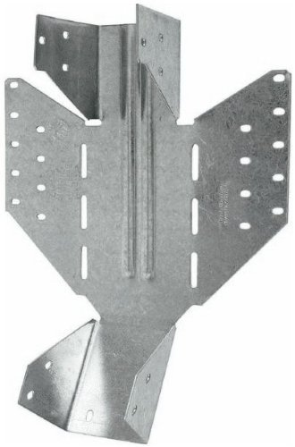 Simpson Strong Tie LSSU210-2 16-Gauge Double 2-Inch by 10-Inch Light Adjustable U Joist Hanger by Simpson Strong-Tie