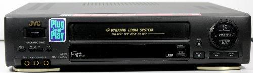 JVC HR DD740U 4 Head HiFi Stereo VCR VHS Recorder (Jvc Hr Vcr)