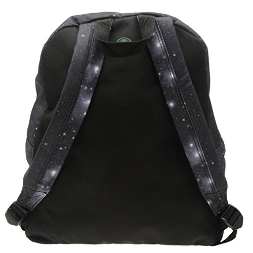 Hot Tuna Galaxy Backpack Borsa Da Spalla A Tracolla Nera / Bianca
