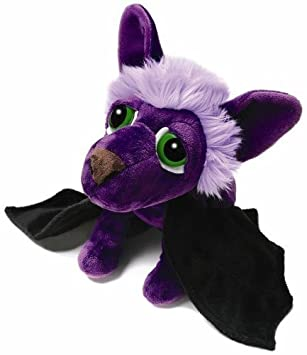 Russ Berrie: Lil Peepers Edward the Bat Plush Toy 25cm approx by Russ