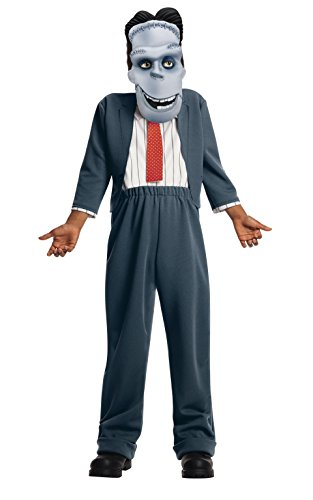 [Rubie's Costume Hotel Transylvania 2 Frankie Child Costume, Large] (Boys Frankenstein Costumes)