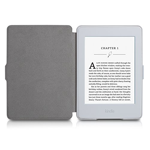 premium selection 90a5c d9971 WALNEW Protective Case for Kindle Paperwhite - The Thinnest and Lightest  Slim Smart Cover with Auto Wake/Sleep for All Kindle Paperwhite Version Up  to ...