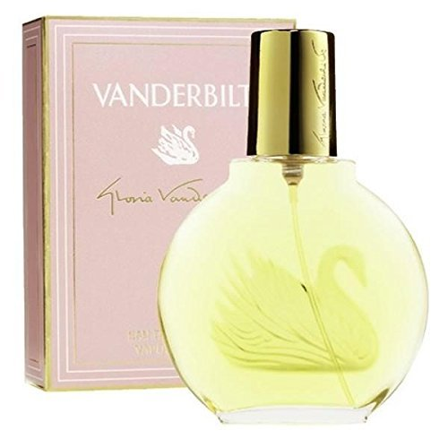Gloria Vanderbilt Vanderbilt Eau de Toilette Spray for Women, 3.4 oz 775 GLO-VAN-F-00-100-02