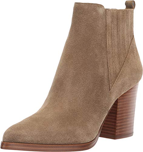 Marc Fisher LTD Women's Alva Taupe Suede 9.5 M US M from Marc Fisher LTD