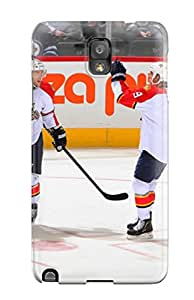 Tpu DanRobertse Shockproof Scratcheproof Florida Panthers (25) Hard Case Cover For Galaxy Note 3
