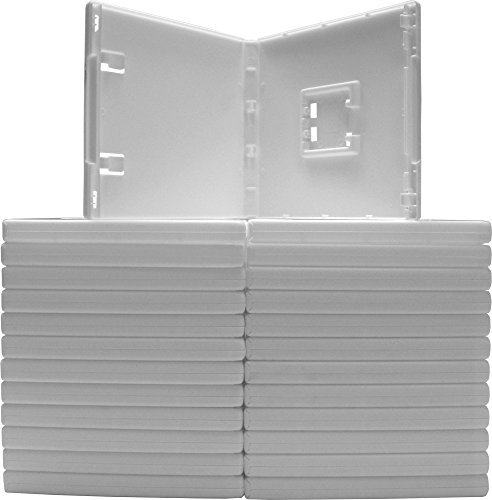 - (25) White Nintendo 3DS Standard Replacement Game Boxes