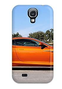 Nannette J. Arroyo's Shop Hot 3767599K92995888 Galaxy S4 Case Cover - Slim Fit Tpu Protector Shock Absorbent Case (aston Martin Virage 4)