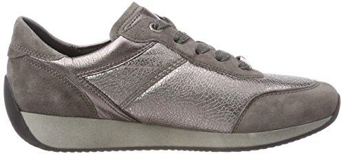 Donna Grigio 76 Lissabon Sneaker Ara street fxw78Epq