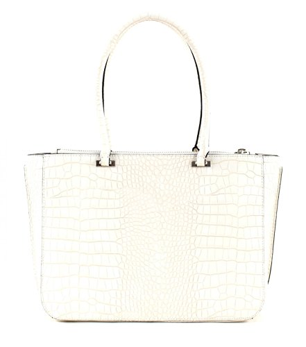 GUESS Trylee Large Society Satchel Stone