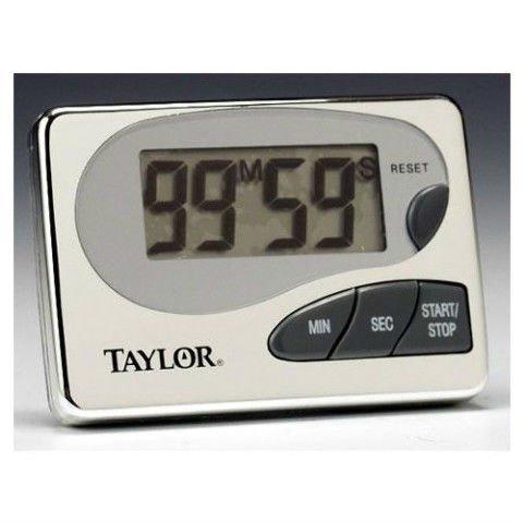 Taylor 5822 Digital Memory Timer LCD Readout