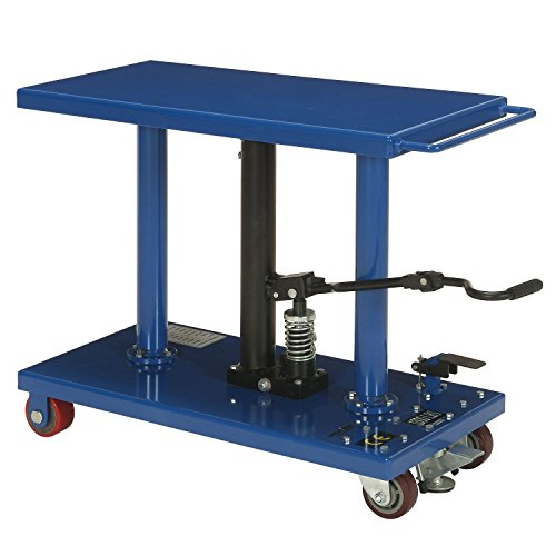 Work Positioning Post Lift Table - 1