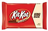 Kit Kat, Crisp Wafer with Milk Chocolate, KING SIZE, 3.0 Oz. (144 Count)