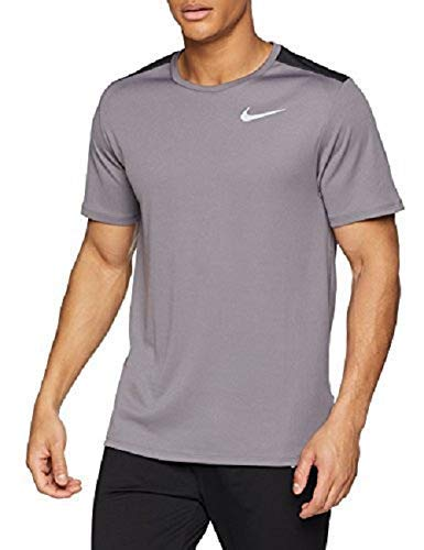 493d58f4 Image Unavailable. Image not available for. Color: Nike Men's Breathe  Running T-Shirt