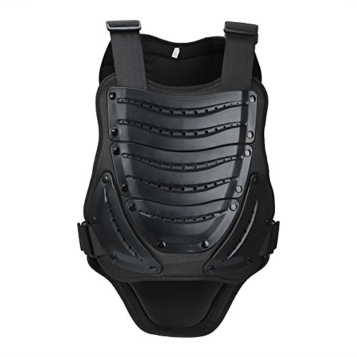 Pellor Tactical Protective Body Protector Gear Safety Chest Guard Vest for Skiing Motorcycle Cycling Horse Riding – DiZiSports Store