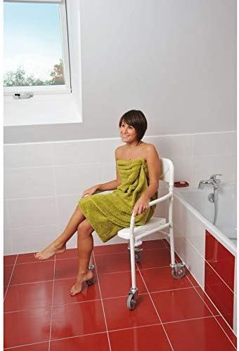 Syst/ème de maintien de leau Maintient leau dans le seuil /Éponge imperm/éable ColourJoy 150cm Peigne de douche pliable Self-Adhesive pour salle de bain