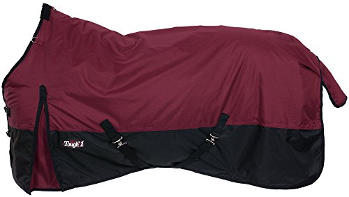 Tough 1 600 Denier Turnout Blanket 75In Plum (Shiny Plum)