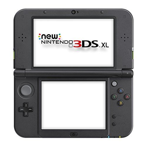 Nintendo New 3DS XL - Lime Green Special Edition [Discontinued] by Nintendo (Image #3)