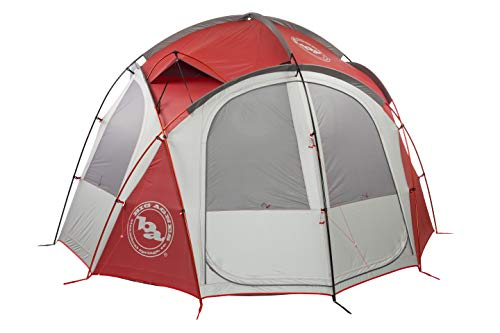 Big Agnes Guard Station 8 Mountaineering Tent, 8 Person