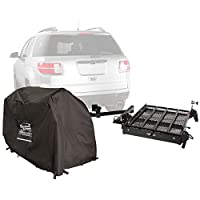 Silver Spring Premium Mobility Carrier with Scooter Cover 400 lb