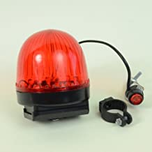 Kidstech Red Dome Bike Emergency Lights