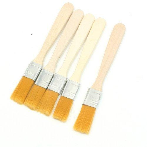 Acr/ílico pintura de aceite kit de cepillos de nailon para suministros de arte artista pintura pluma 13,5/X 1,2/Cm