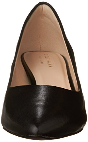 Cole Haan Donna Amelia Grand 45mm Vestito Pompa Pelle Nera