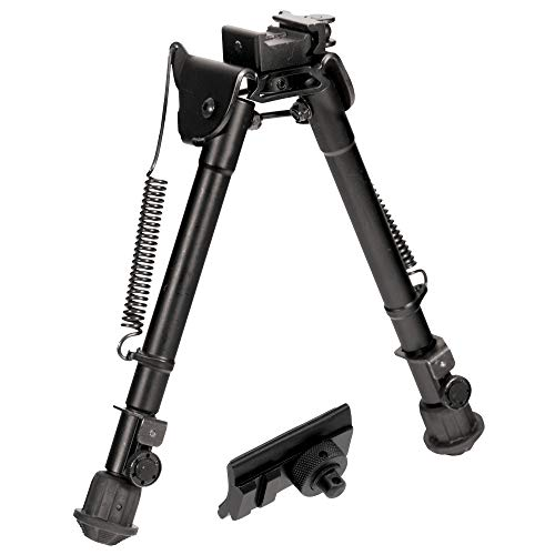 UTG Tactical OP Bipod, QD Lever Mount, Height 8.0-12.4""