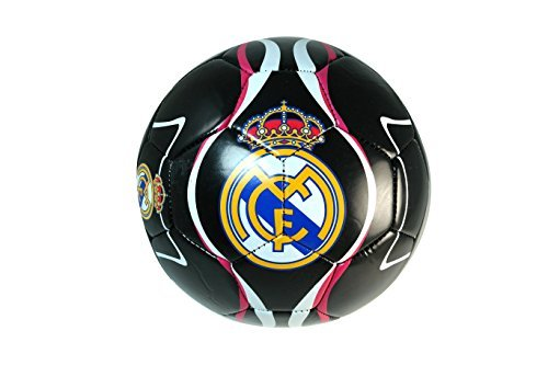 Real Madrid Authentic Official Licensed Soccer Ball Size 4 -002 by RHINOXGROUP
