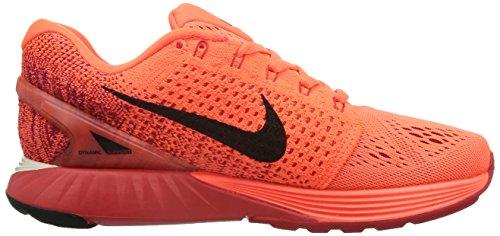 Nike LunarGlide 7 - Zapatillas de running Mujer Naranja (Hyper Orange / Black-Unvrsty Red)