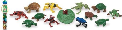 Safari Ltd Frogs and Turtles TOOB ()