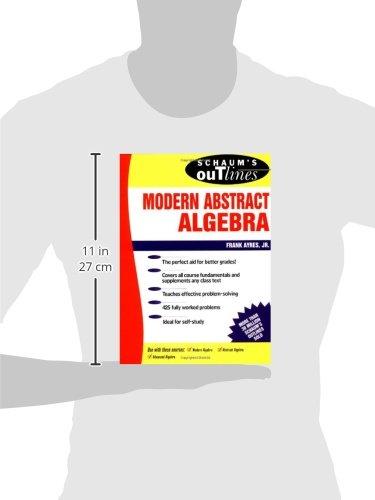 Buy schaums outline of modern abstract algebra schaums outlines buy schaums outline of modern abstract algebra schaums outlines book online at low prices in india schaums outline of modern abstract algebra fandeluxe Image collections