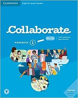 Collaborate Level 1 Workbook: Amazon.es: Anderson, Vicki, Durant ...
