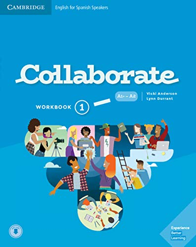 Collaborate Level 1 Workbook por Vicki Anderson,Lynn. Durant