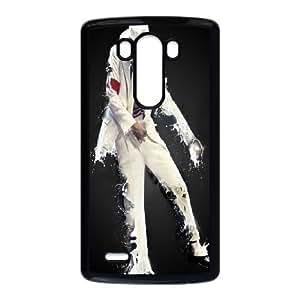 LG G3 Cell Phone Case Black Michael Jackson 5 GY9220577
