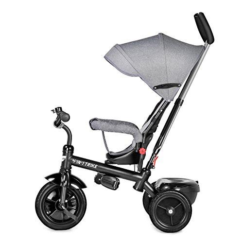 4 In 1 Stroller Trike - 3