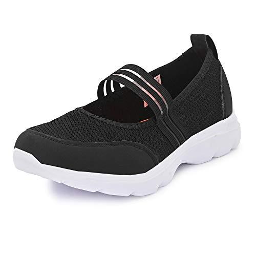 Belini Women's Black Running Shoe