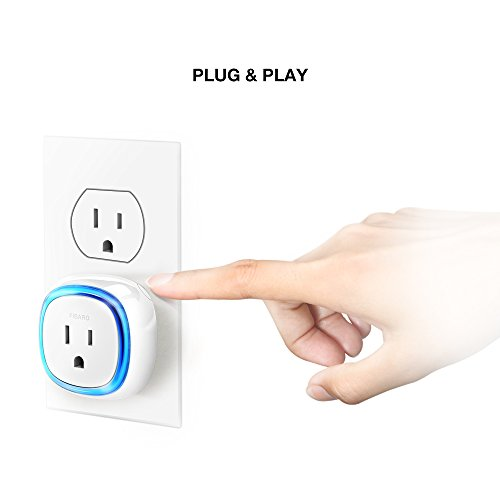 FIBARO Z-Wave Plus Wall Plug with USB Charging Port FGWPB-121, White