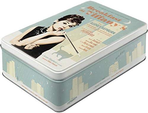 Nostalgic-Art 30713 - Caja Decorativa metálica, 23 x 16 x 7cm ...