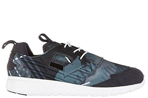 Sneakers Met Licht : Racer emporio schoenen ea armani sneakers licht heren zzxp