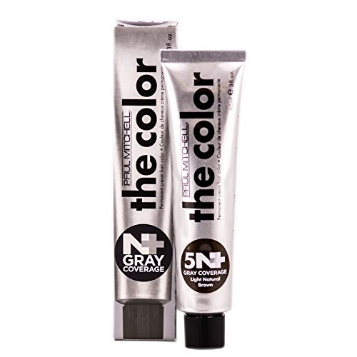 Paul Mitchell Gray Coverage Hair Color (5n+) 3 Oz