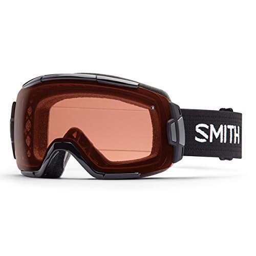 - Smith Optics Vice Adult Spherical Series Snow Snowmobile Goggles Eyewear - Black/RC36 / Medium