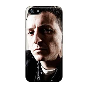 Scratch Protection Hard Phone Covers For Iphone 5/5s (gqd6663euvl) Support Personal Customs High-definition Linkin Park Series