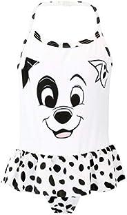 Disney Girls 101 Dalmatians Swimsuit