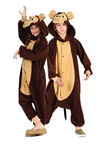 RG Costumes 'Funsies' Morgan The Monkey, Child Medium/Size 8-10 ()